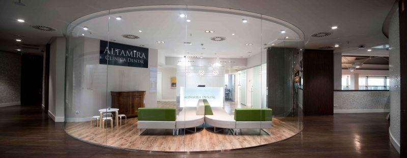 Altamira clinica dental Pozuelo