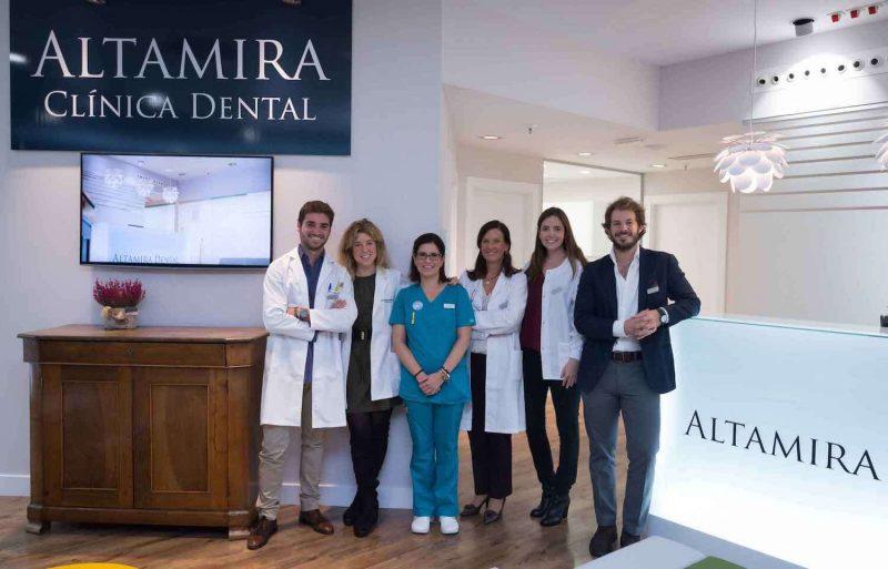 Dentistas en Pozuelo. Altamira clinica dental.